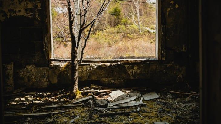 廃病院で体験した霊の恐怖