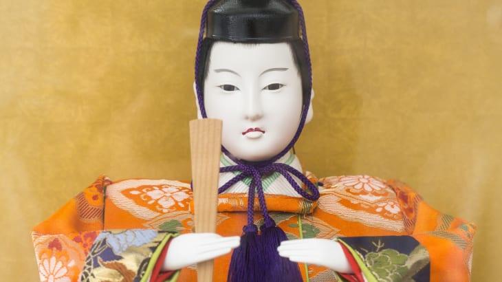日本人形の怪談