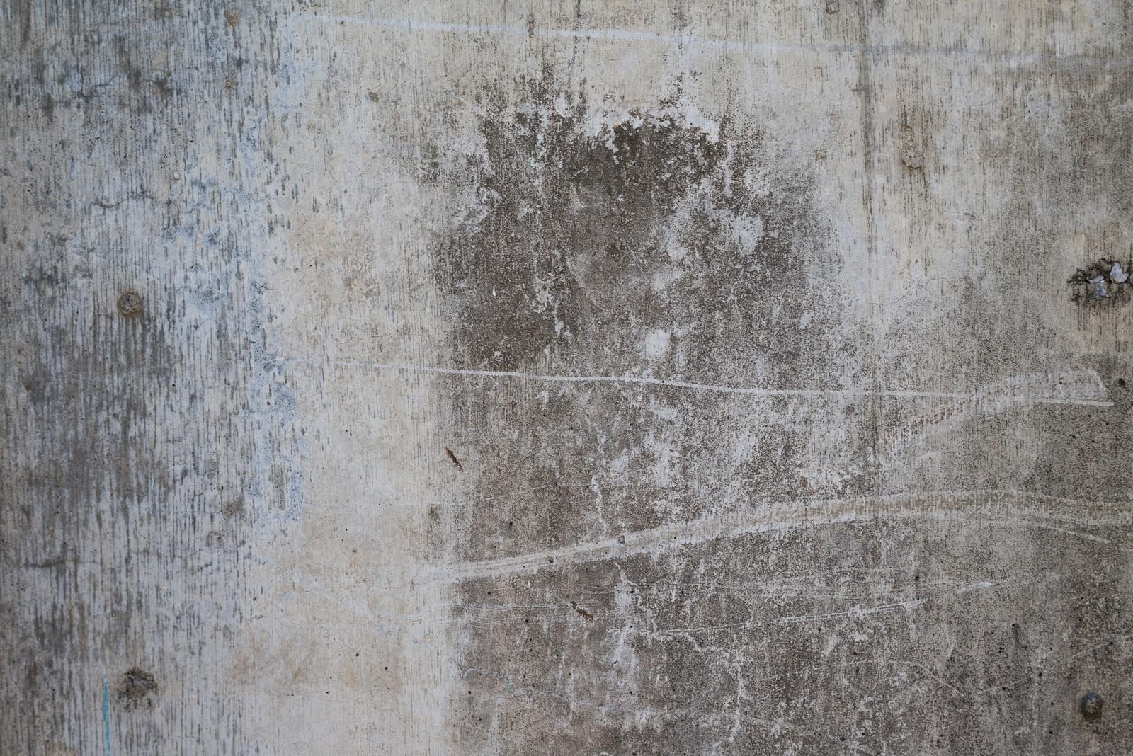 壁のシミの恐怖!事故物件に住んだ学生の話