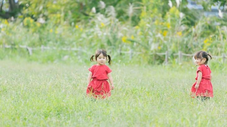 空き地にいる子どもの霊の実話