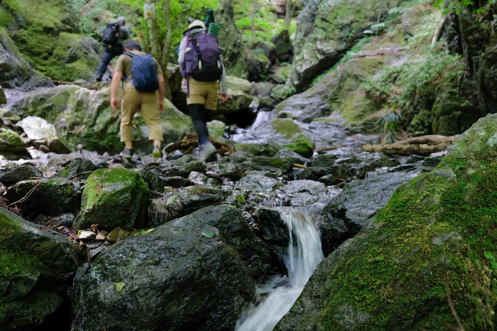 登山で実際にあった心霊体験