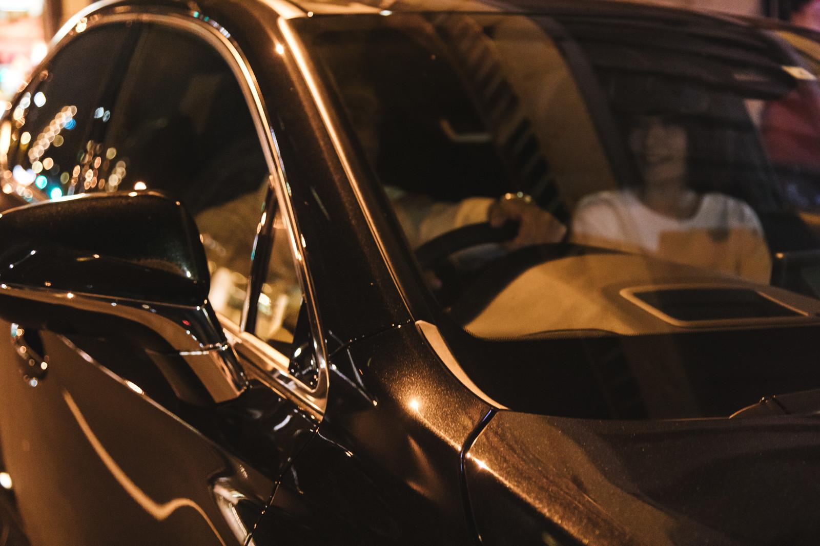 車に出た霊