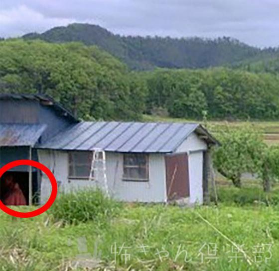 【秋田県湯沢市】実家の納屋で撮影された心霊写真