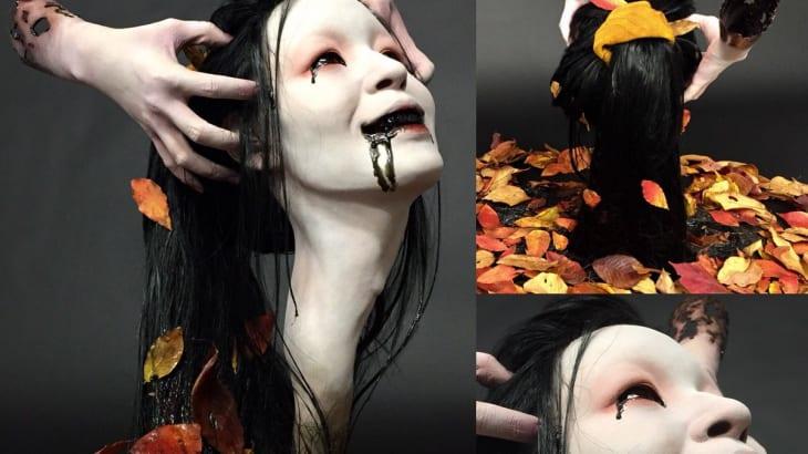 特殊造形作家・万凛(まりん)さんの美しき恐怖の世界とは?