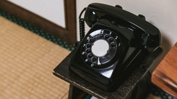 電話の幽霊