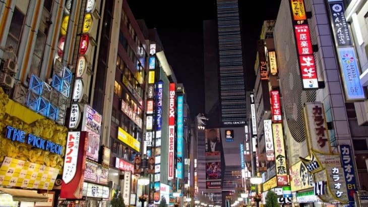 日本屈指の繁華街歌舞伎町に現存する美容室で起こった心霊現象