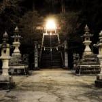 辰子姫伝説が残る田沢湖近く!心霊スポットの神社で出会った兄弟