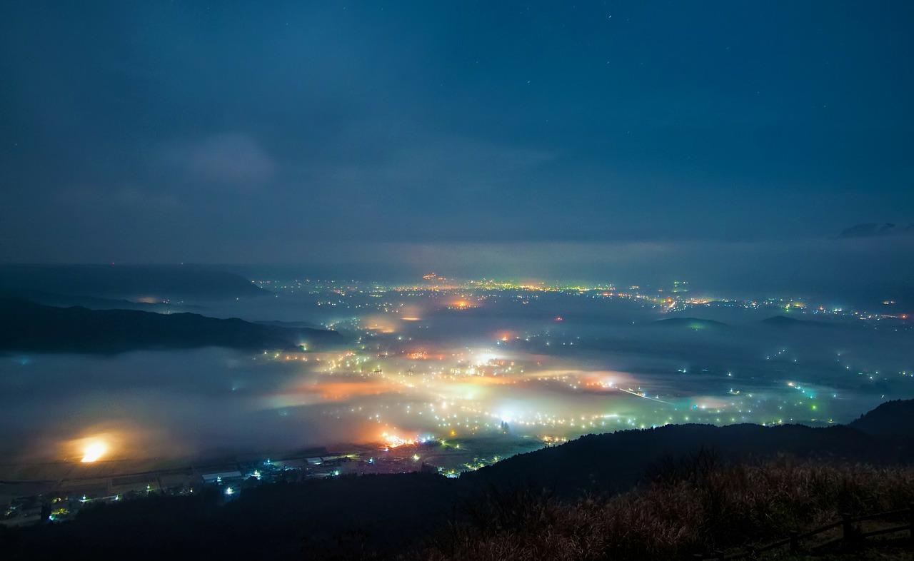 人間将棋の舞台・舞鶴山で見た自殺者の霊!デートスポットの怖い話