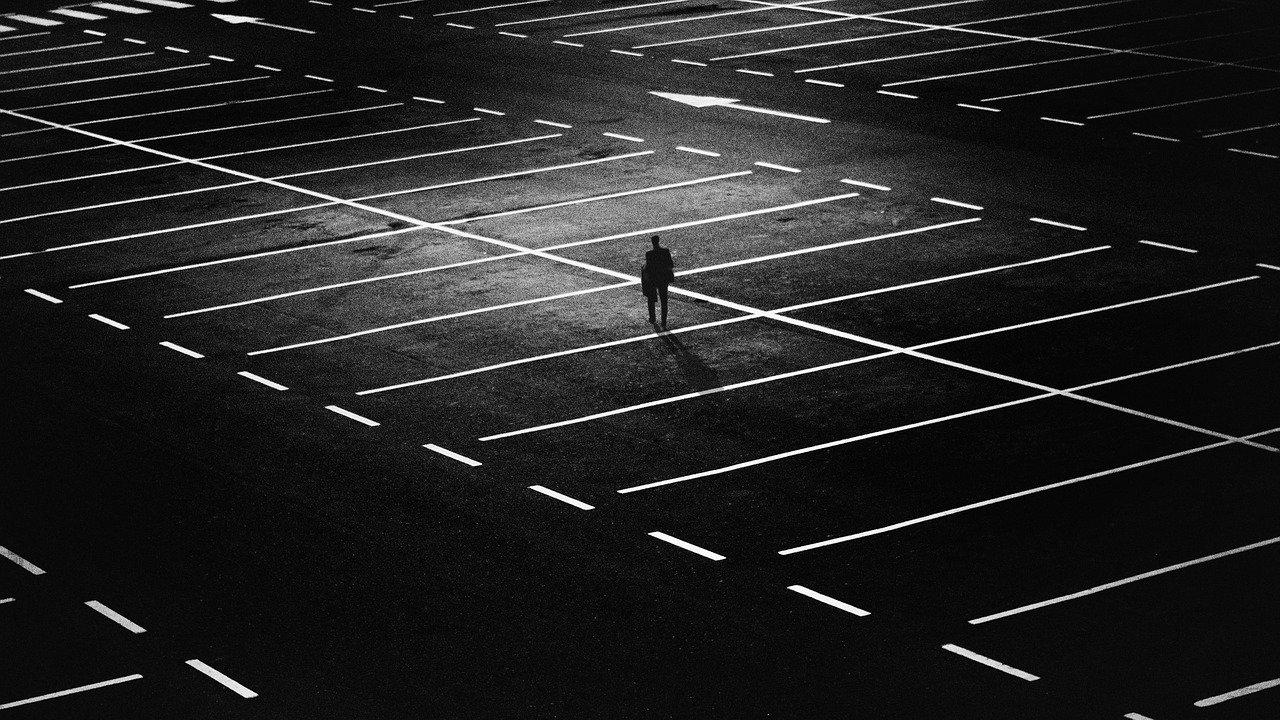 山口21世紀の森の駐車場で現れた女性の心霊の恐怖