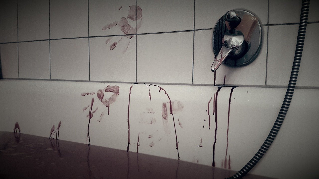 【愛知】実家のお風呂場で実際に映った恐怖の手形の恐怖体験